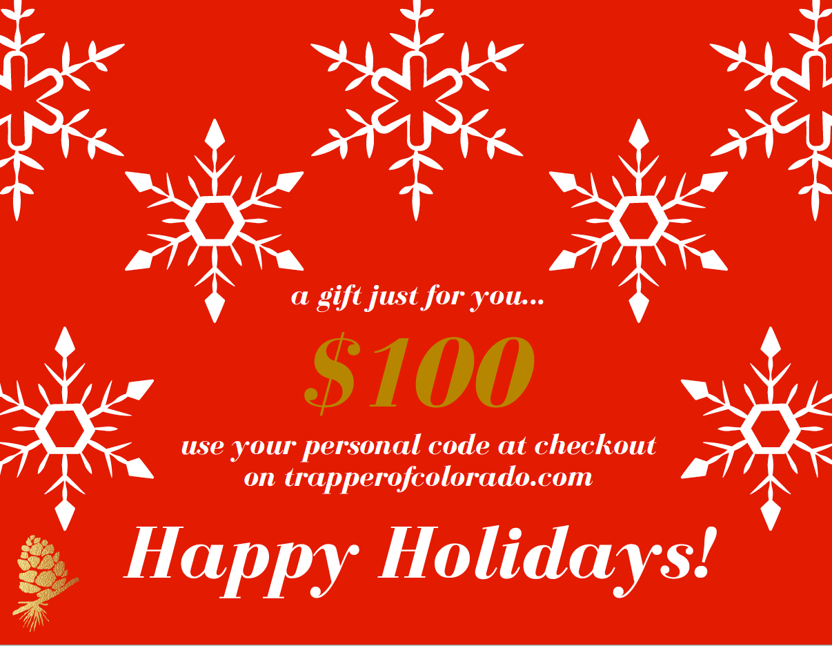 Holiday E-Gift Cards