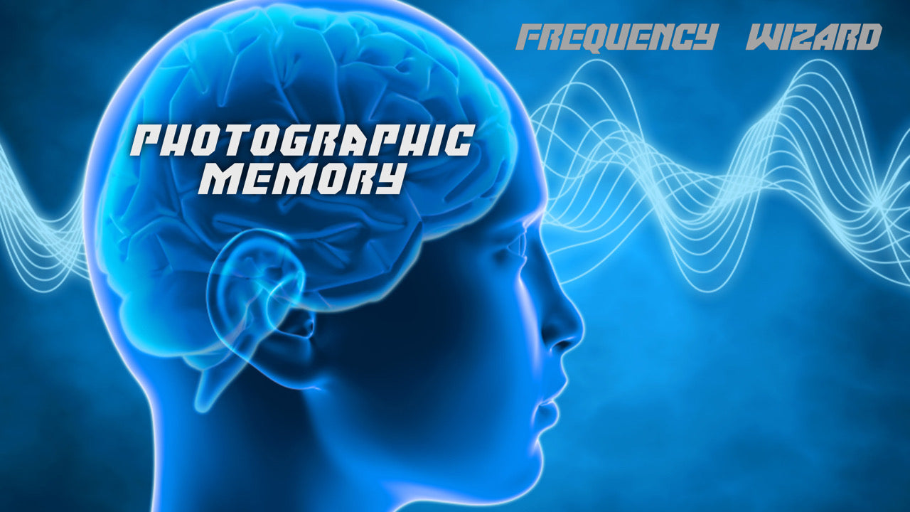 Get Photographic Memory Fast! Frequency Wizard