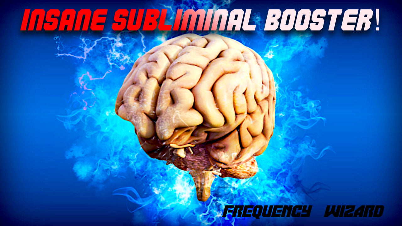 POWERFUL SUBLIMINAL BOOSTER! BEST ON YOUTUBE! Subliminals Results FAST!