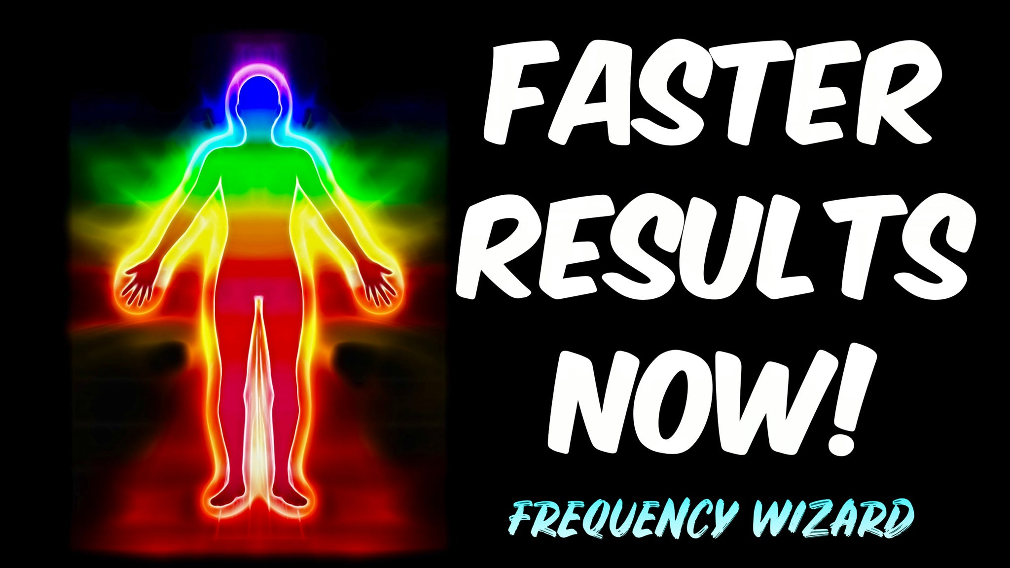 REMOVE ALL AURIC BLOCKAGES - GET FASTER RESULTS! ATTRACT WEALTH, LOVE, POSITIVE VIBES! FREQUENCY WIZARD