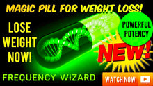 Load image into Gallery viewer, AMAZING MAGIC WEIGHT LOSS PILL SUBLIMINAL! WARNING EXTREMELY POWERFUL! BE SLIM SLENDER LEAN! FREQUENCY WIZARD