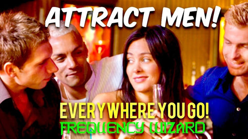 ⚡️ATTRACT MEN EVERYWHERE YOU GO!! MASSIVE ATTENTION! SUBLIMINAL AFFIRMATIONS MEDITATION FREQUENCY