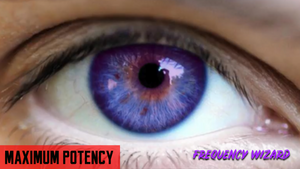 CHANGE YOUR EYE COLOR TO DARK BLUE PURPLE FAST! BIOKINESIS BINAURAL BEATS SUBLIMINAL HYPNOSIS - FREQUENCY WIZARD