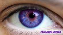 Load image into Gallery viewer, CHANGE YOUR EYE COLOR TO DARK BLUE PURPLE FAST! BIOKINESIS BINAURAL BEATS SUBLIMINAL HYPNOSIS - FREQUENCY WIZARD