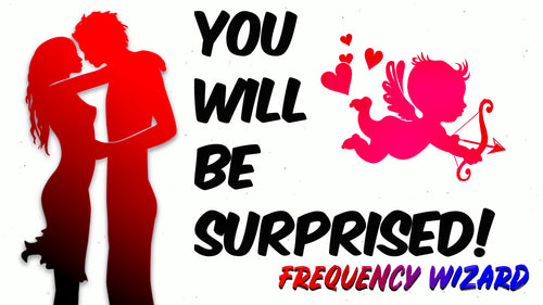 DISCOVER WHO HAS A SECRET CRUSH ON YOU FAST! WARNING: YOU MIGHT BE VERY SURPRISED! SUBLIMINAL FREQUENCY WIZARD!