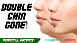 Eliminate Double Chin : Get Slim Jaw line Fast! Subliminals Frequencies Hypnosis Biokinesis - FREQUENCY WIZARD