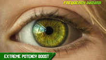 Load image into Gallery viewer, GET MULTI-RING MULTI-SHADE YELLOW GREEN EYES FAST! - FREQUENCY WIZARD