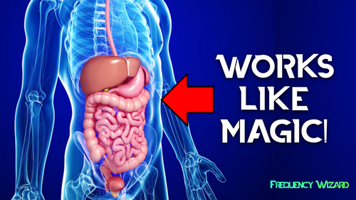 GET AN EXTREMELY HEALTHY DIGESTIVE SYSTEM FAST! SUBLIMINAL BINAURAL BEAT HYPNOSIS THETA MEDITATION - FREQUENCY WIZARD