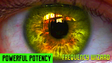 Load image into Gallery viewer, GET GOLDEN HAZEL GREEN EYES FAST - SUBLIMINAL FREQUENCY HYPNOSIS BIOKINESIS