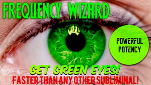 GET GREEN EYES FASTER THAN ANY OTHER SUBLIMINAL! BIOKINESIS BINAURAL BEATS MEDITATION HYPNOSIS - FREQUENCY WIZARD