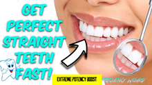Load image into Gallery viewer, GET PERFECT STRAIGHT TEETH WITHOUT BRACES FAST! SUBLIMINAL - FREQUENCY WIZARD