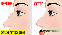 Load image into Gallery viewer, GET RID OF BUMP ON NASAL BRIDGE OF NOSE FAST! - SUBLIMINAL FREQUENCY HYPNOSIS WIZARD