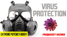 Load image into Gallery viewer, GET POWERFUL VIRUS PROTECTION FAST! FREQUENCY WIZARD