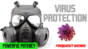GET POWERFUL VIRUS PROTECTION FAST! FREQUENCY WIZARD