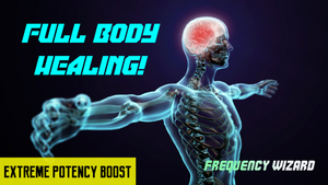 GET WHOLE BEING REGENERATION FAST! - FULL BODY HEALING! Binaural Beats Frequencies Hypnosis