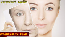 Load image into Gallery viewer, Get A Younger Face Fast! Reverse Facial Aging - Frequency Wizard