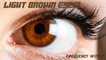 Load image into Gallery viewer, Get Light Brown Eyes Fast! Frequency Wizard