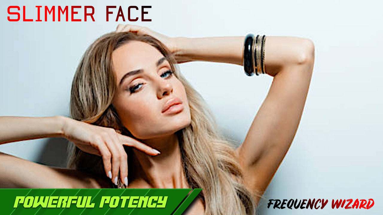 Get A Slimmer Face Fast! Binaural Beats Frequency