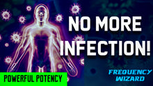 Load image into Gallery viewer, HEAL YOUR BODY FROM VIRAL AND BACTERIAL INFECTIONS FAST! FREQUENCY WIZARD
