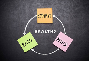 Healthy Mind Body Spirit Formula