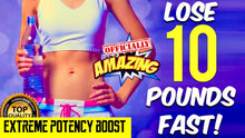 Load image into Gallery viewer, LOSE 10 POUNDS FAST! AMAZING! FREQUENCY WIZARD