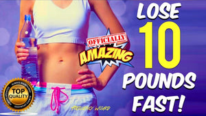 LOSE 10 POUNDS FAST! AMAZING! FREQUENCY WIZARD