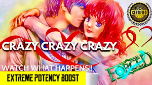MAKE YOUR CRUSH GO CRAZY OVER YOU! WATCH WHAT HAPPENS! SUBLIMINAL FREQUENCY WIZARD!