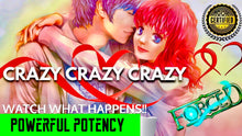 Load image into Gallery viewer, MAKE YOUR CRUSH GO CRAZY OVER YOU! WATCH WHAT HAPPENS! SUBLIMINAL FREQUENCY WIZARD!