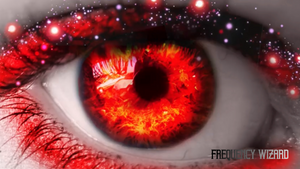 POWERFUL BIOKINESIS GET FIERY RED ORANGE EYES FAST! CHANGE YOUR EYE COLOR HYPNOSIS SUBLIMINAL - FREQUENCY WIZARD