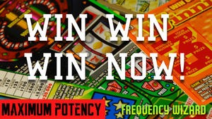RECEIVE UNEXPECTED LOTTERY WINS FAST! SUBLIMINAL FREQUENCY WIZARD