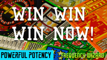 Load image into Gallery viewer, RECEIVE UNEXPECTED LOTTERY WINS FAST! SUBLIMINAL FREQUENCY WIZARD