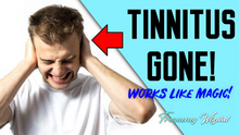 Load image into Gallery viewer, THE BEST TINNITUS HEALING FORMULA! WORKS LIKE MAGIC! FREQUENCY WIZARD