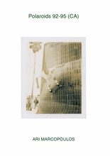 Load image into Gallery viewer, Ari Marcopoulos - Polaroids 92-95 (CA)