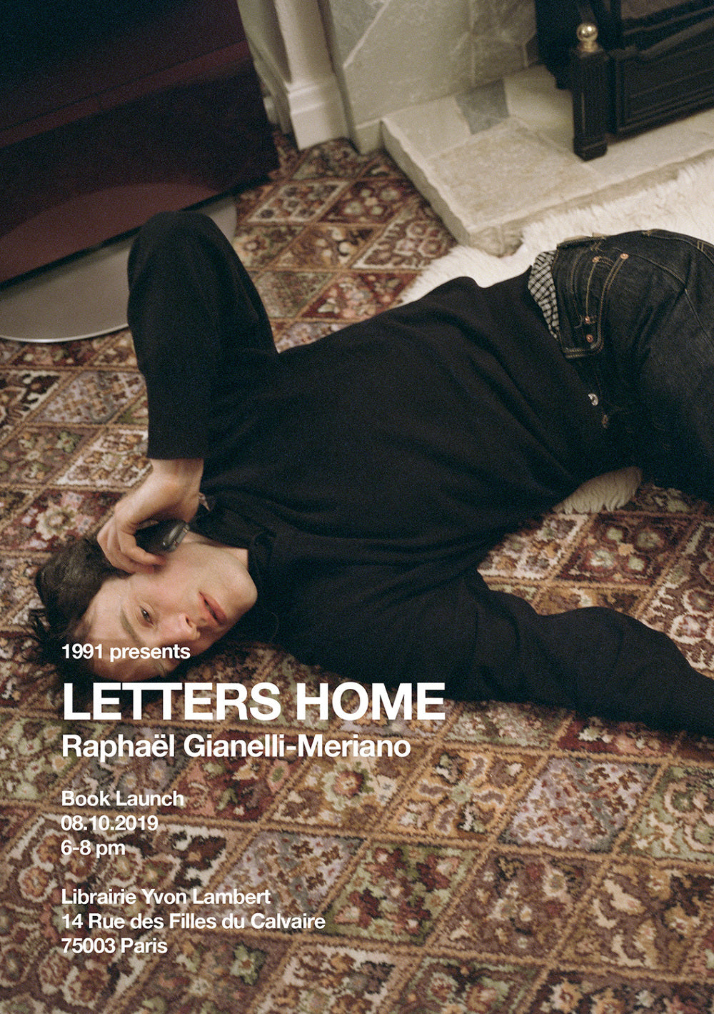 Raphaël Gianelli-Meriano - Letters Home