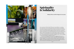 Aperture Magazine - Spirituality, N° 237, Winter 2019 (Guest curated by Wolfgang Tilmans)