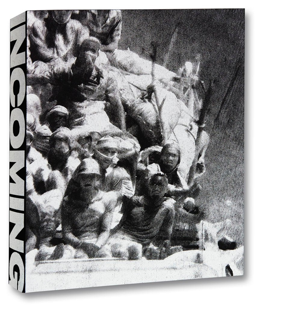 Richard Mosse - Incoming / Book signing