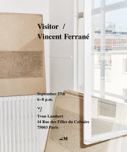 Load image into Gallery viewer, Vincent Ferrané - Visitor