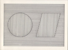 Load image into Gallery viewer, Sol Lewitt - Six geometric figures and all their double combinations