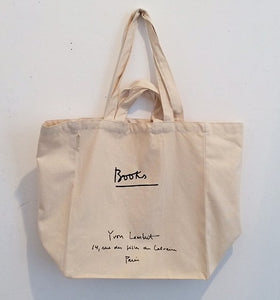 Yvon Lambert tote bag - Large