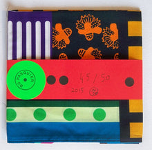 Load image into Gallery viewer, Nathalie du Pasquier - Cotton scarf