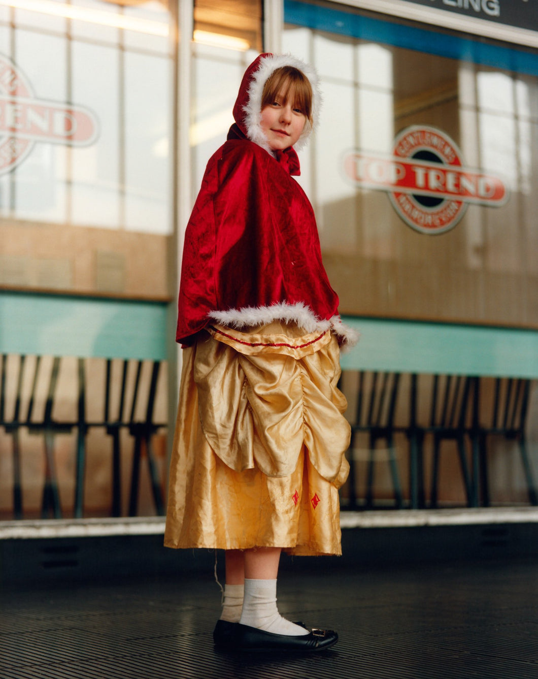 Jamie Hawkesworth - Preston Bus Station