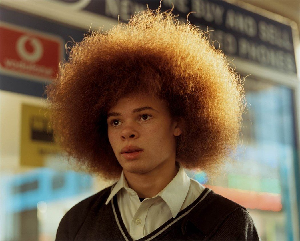 Jamie Hawkesworth - Preston Bus Station (poster)