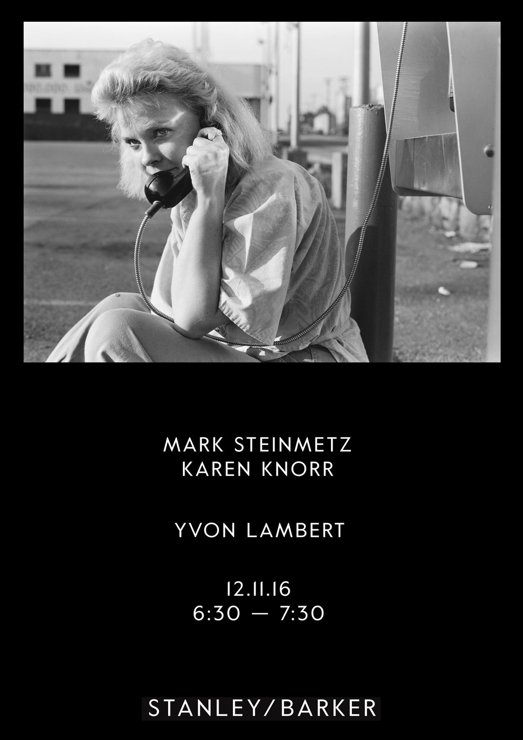 Mark Steinmetz & Karen Knorr - Book signings