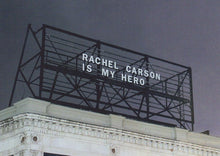 Load image into Gallery viewer, David Horvitz - Rachel Carson is my hero