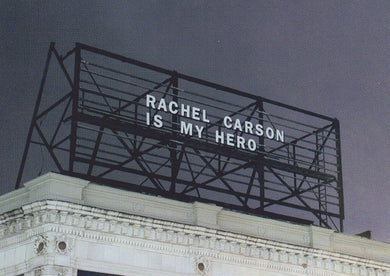 David Horvitz - Rachel Carson is my hero