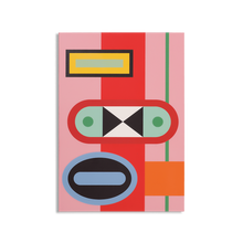 Load image into Gallery viewer, Nathalie Du Pasquier x Rubberband (Cahier, Notebook)