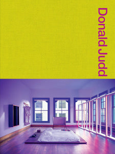 Donald Judd - Spaces