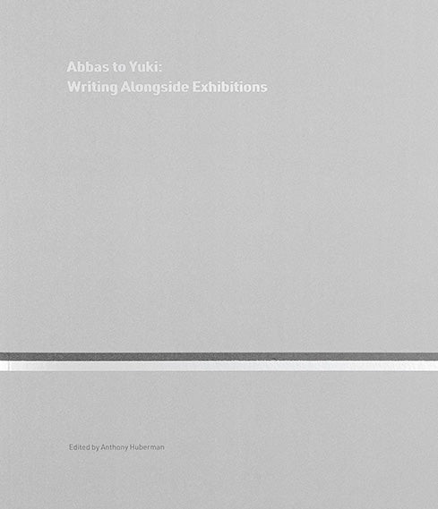 Abbas to Yuki – Writing Alongside Exhibitions