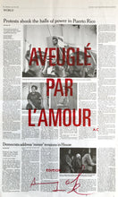 Load image into Gallery viewer, Adam Broomberg & Oliver Chanarin - Aveuglé par l'amour