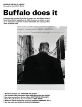 Charger l'image dans la galerie, Buffalo Zine - N°12 Buffalo does it curated by Hans Ulrich Obrist